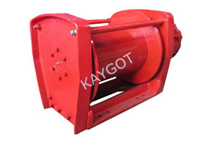 YJ Series Hydraulic Winch